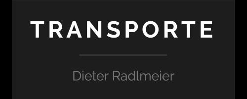Dieter Radlmeier Transporte e.K